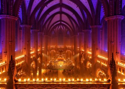 NEUCHÂTEL Eglise rouge