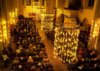 LAUSANNE Eglise St-François
